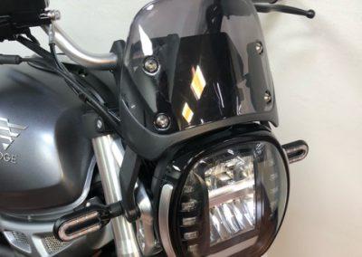 Frontal motocicleta VOGE 300ACX 2021 en Big Bike