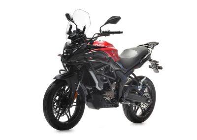 MOTOCICLETA VOGE 300DS COLOR ROJO