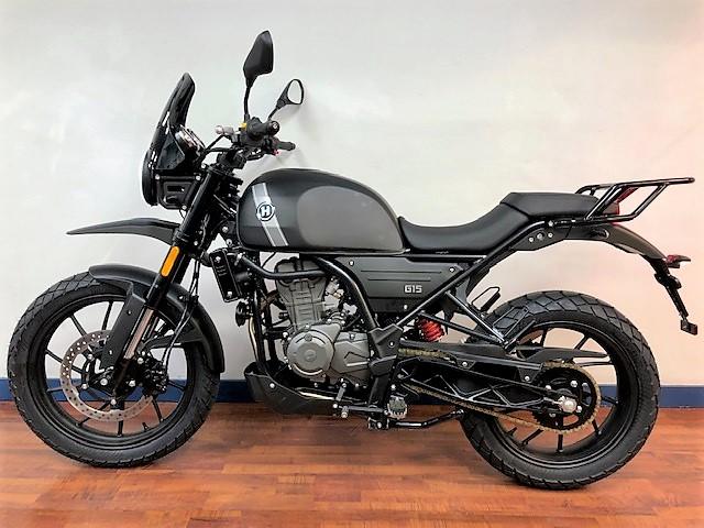 Hanway G15 125cc trail adventure ya disponible