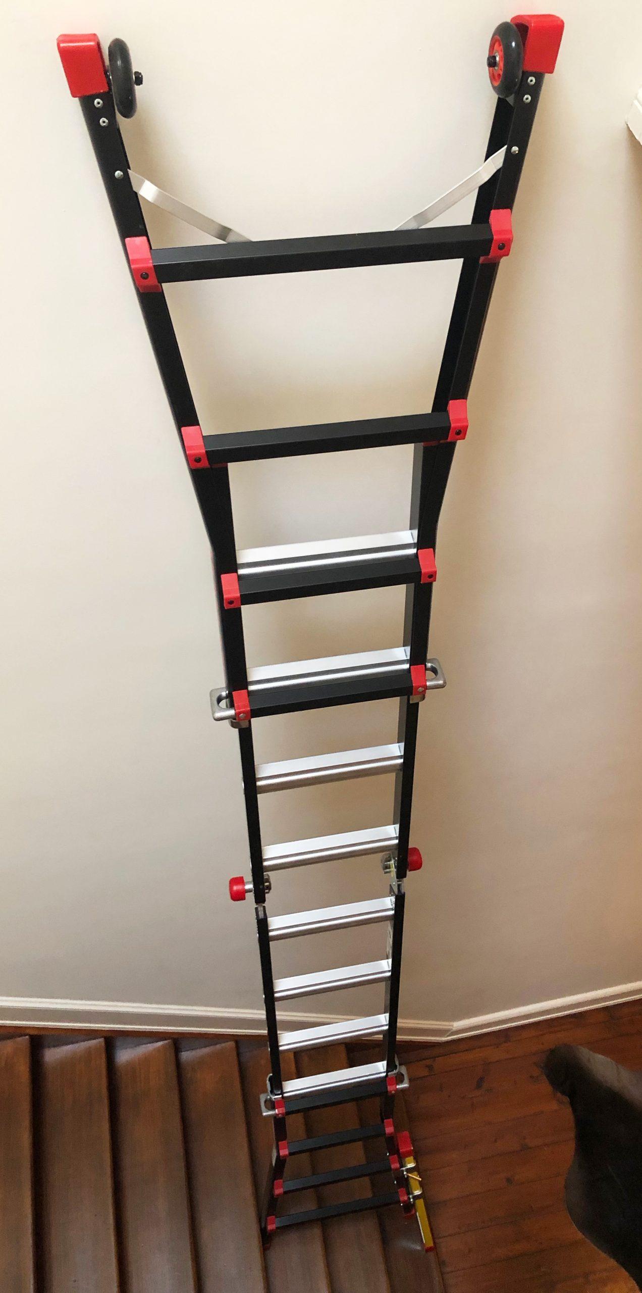 topzicht 4x4 bigone ladder