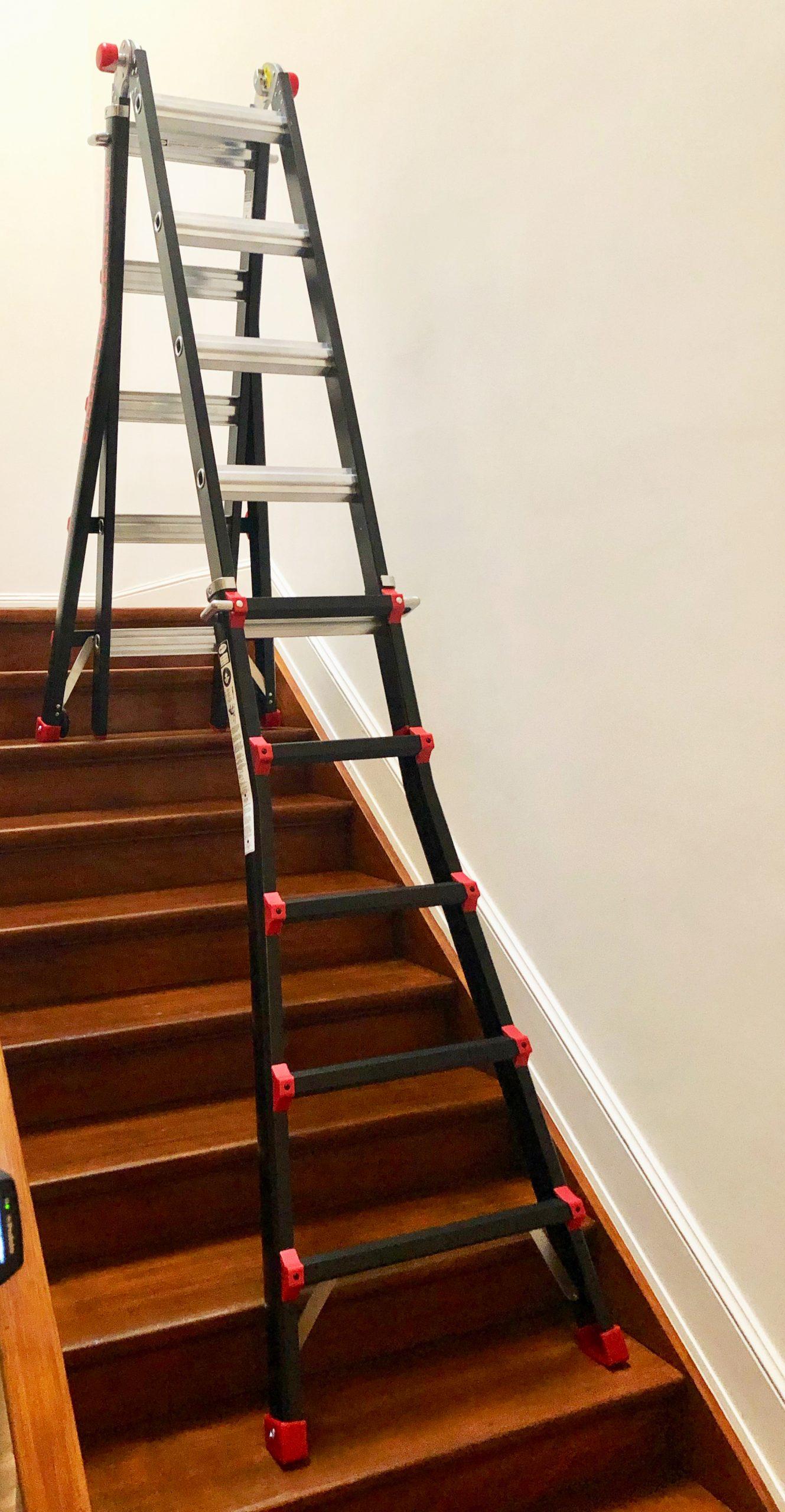 4x5 bigone ladder op trap