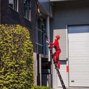 4x6 bigone ladder in groen klimmen