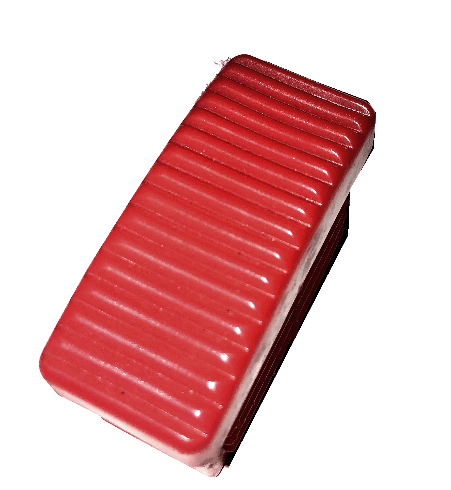 Part.001 Insteekdop rood voor binnenladder rood bovenkant