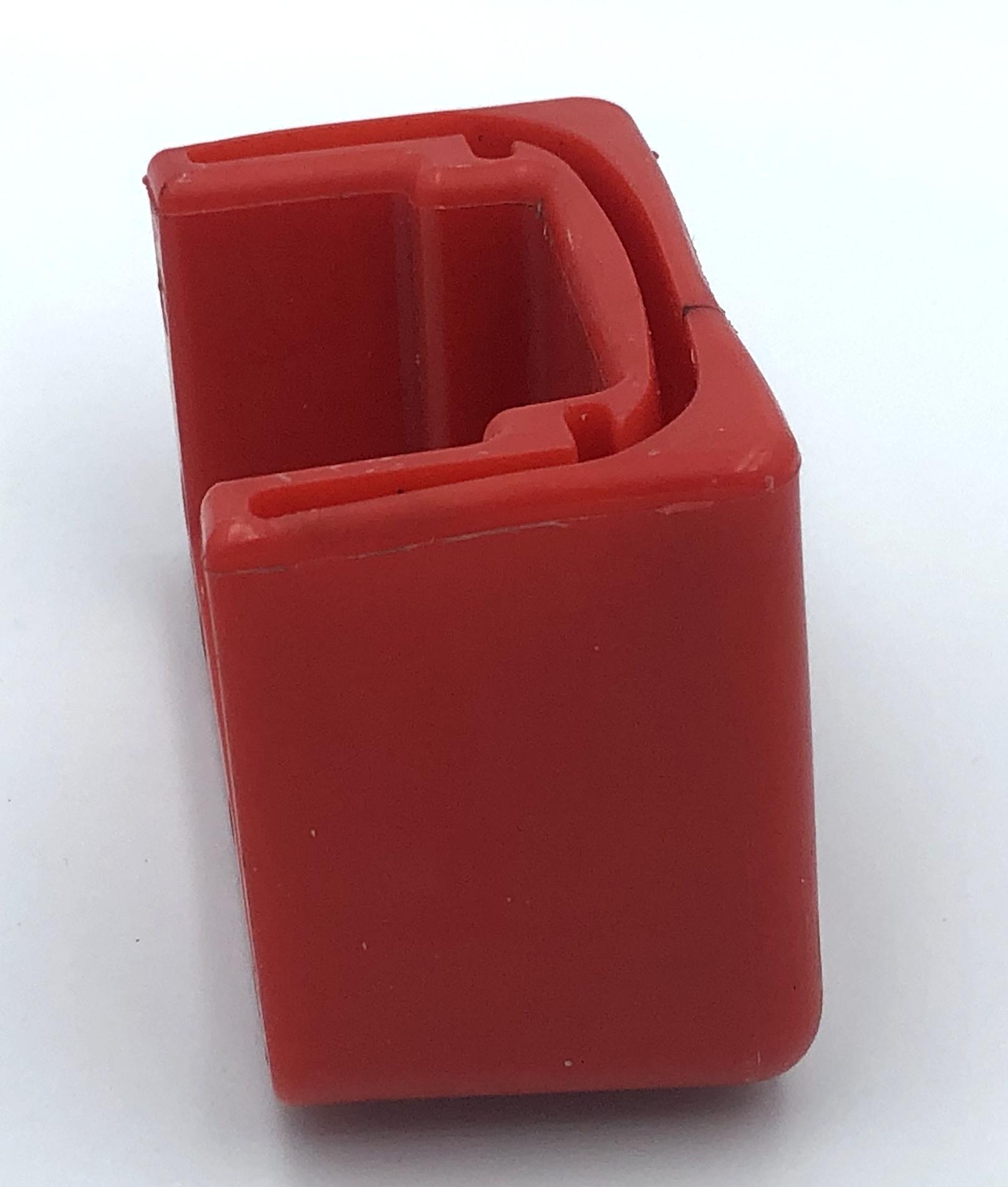 Part.006 Rode anti-slipvoet voor buitendeel rechts