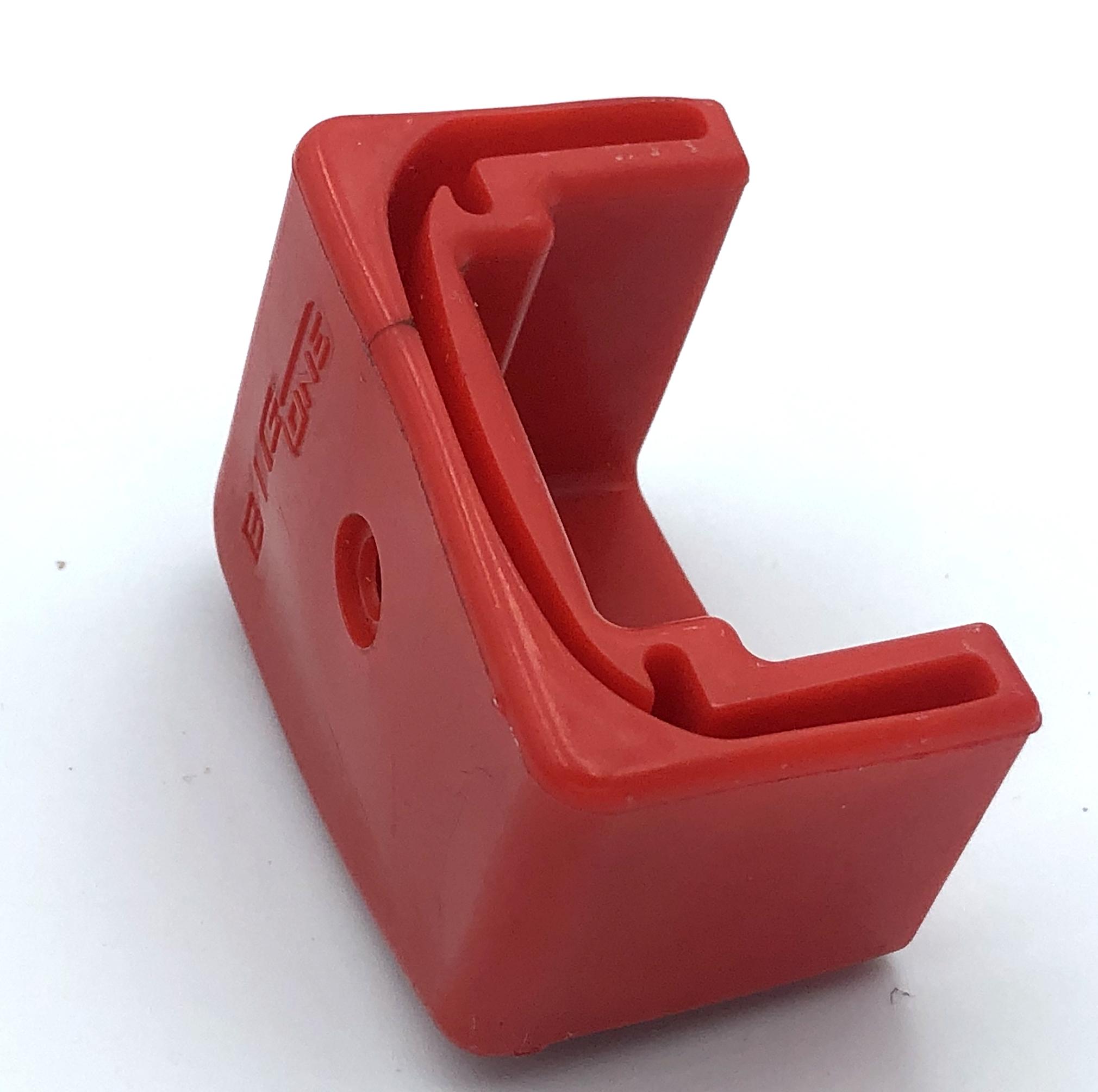 Part.006 Rode anti-slipvoet voor buitendeel bigone rechts