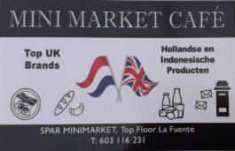 Mini Market Cafe , on Commercial Center La Fuente