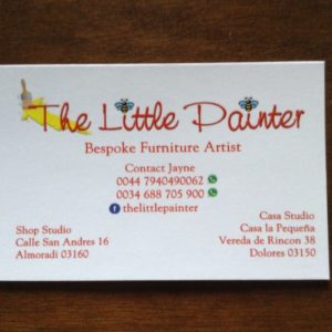 The little painter