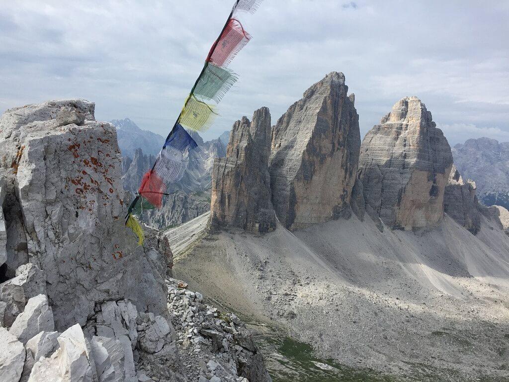Dreizinnen Tre Cime di Lavaredo Sextner Dolomites