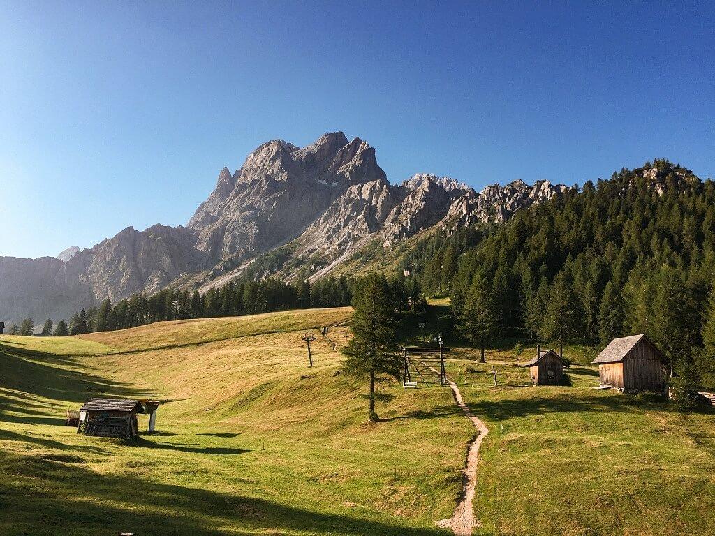 Rotwand Sextner Dolomiten