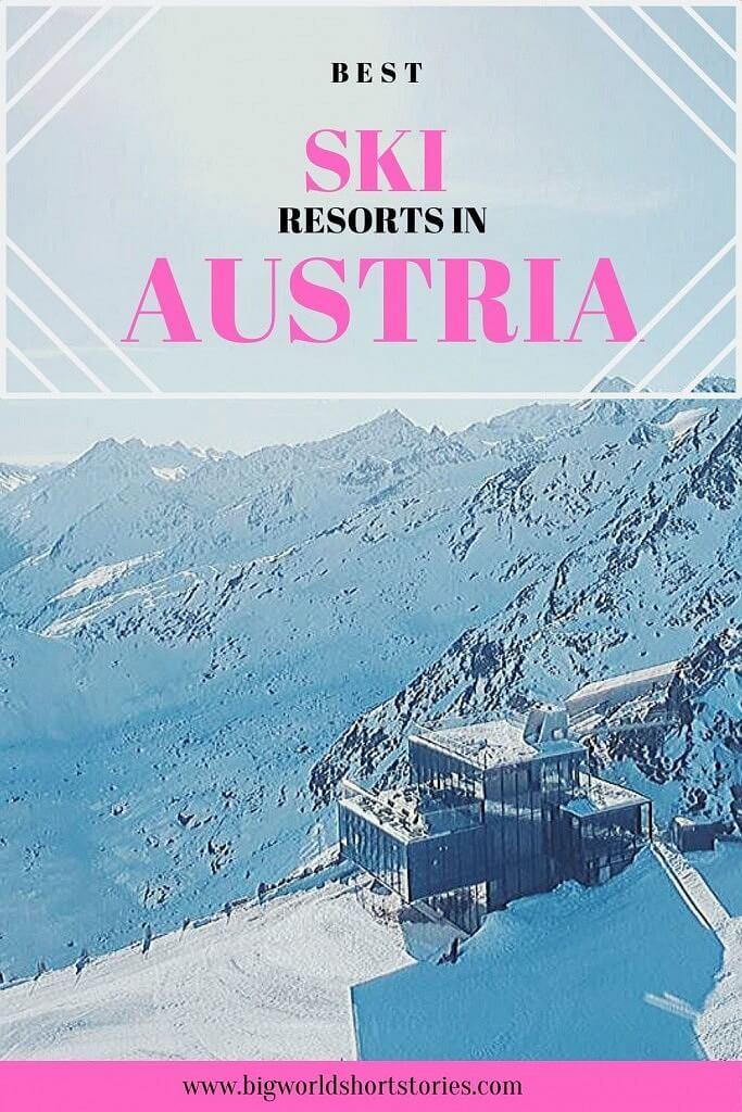 Best Ski Resorts in Austria