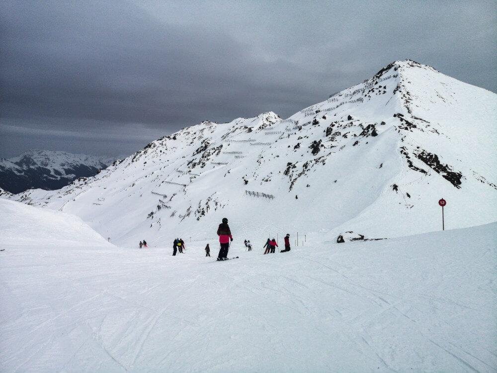 Hochzillertal Ski Resort