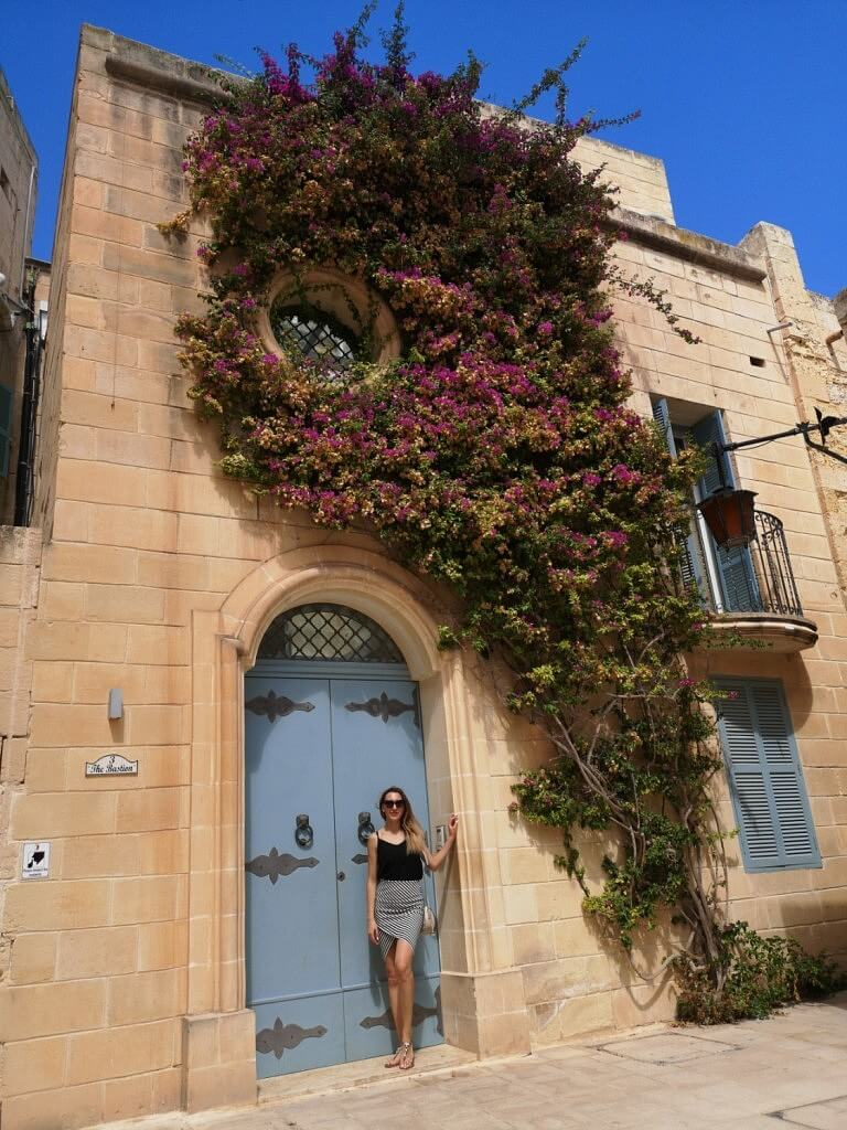 Old Beatuiful Building in Mdina