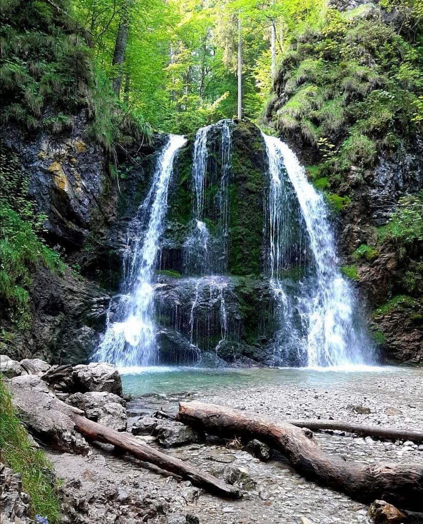 Josefsthaler Waterfalls