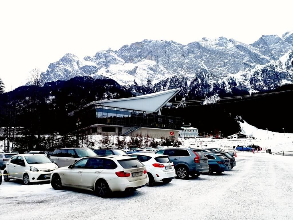 Eibsee Parking