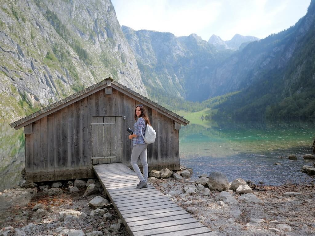 Obesee hut