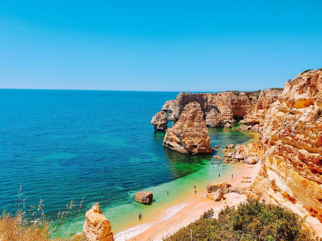 Merinha Beach Algarve