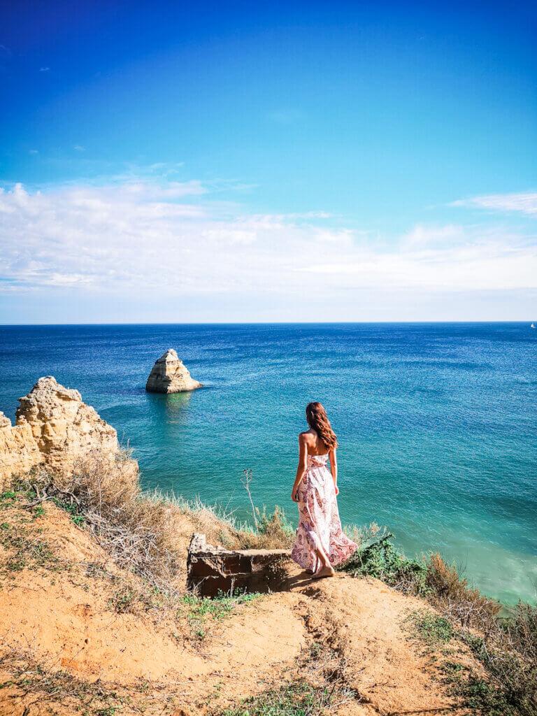 View over Algarve