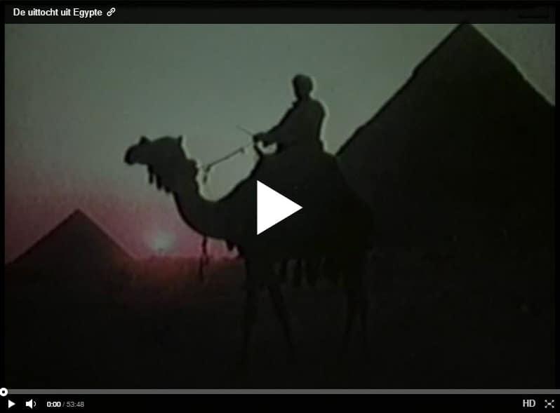 02 Uittocht uit Egypte