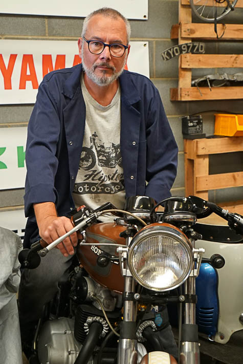 Hipster Motorcycles