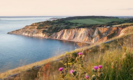 Showcasing england's spectaculaR coastline