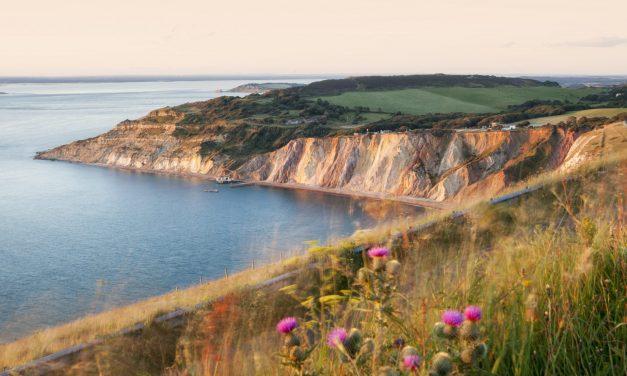Showcasing england's spectaculaR coastline