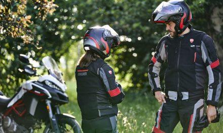 Ducati Smart Jacket: Innovative sleeveless air vest