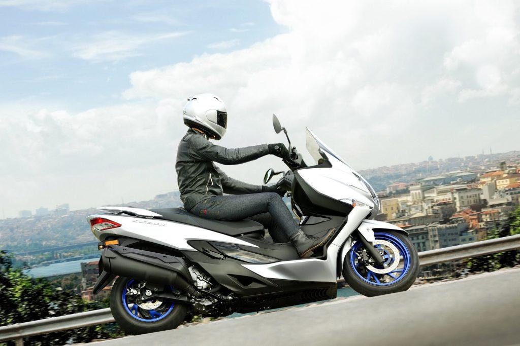 Suzuki Burgman 400