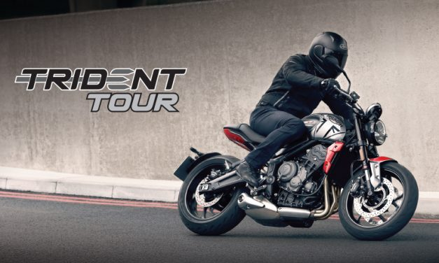 Triumph announces national Trident Tour