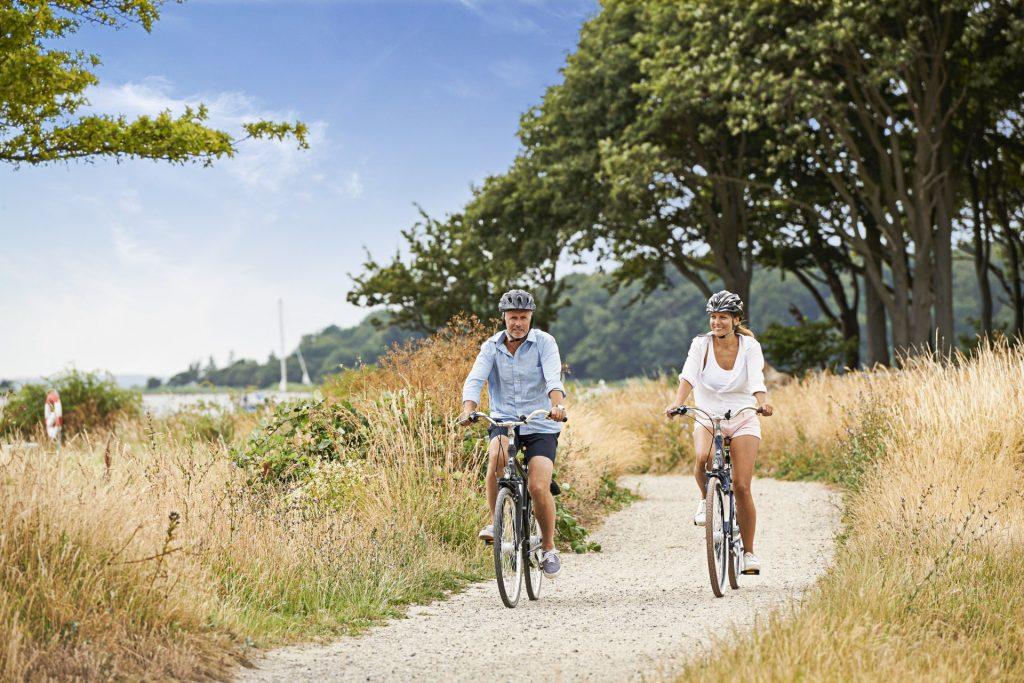 Cykelferie I Danmark Slide 1