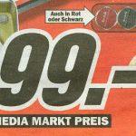 Preis - MediaMarkt 2010