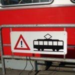 Vorsicht Trambahn. Wien