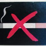 Zeichen für Rauchen verboten