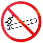 Piktorgramm für Rauchverbot