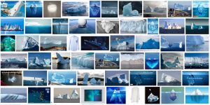 "Google-Bildersuche ""iceberg"" 20.2.2018 Screenshot#4"