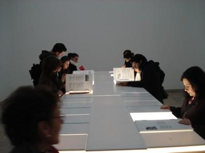 Architekturbiennale Venedig 2006. Deutscher Pavillon
