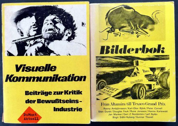 Zwei Bücher zur Fachdidaktik. Eines aus Deutschland, das andere aus Schweden