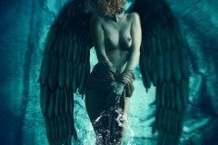 water-Angel