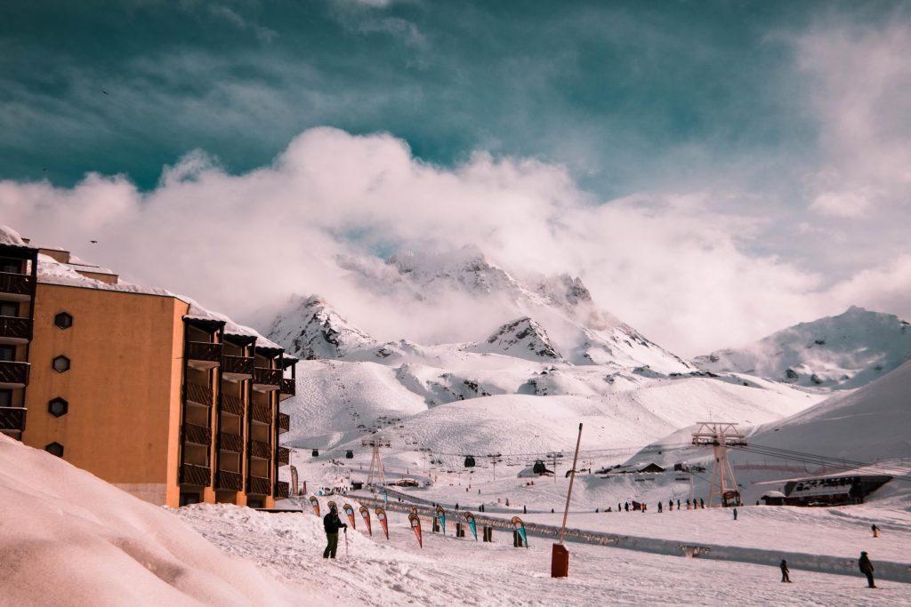 frankrig bjerge
