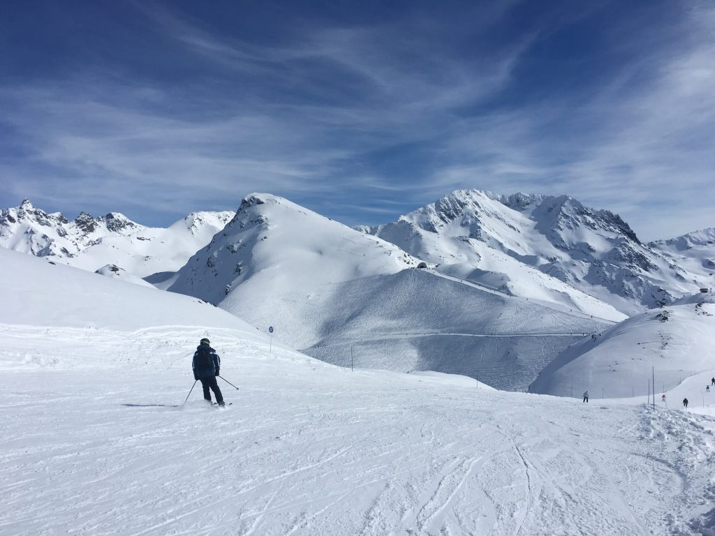 skiløb frankrig