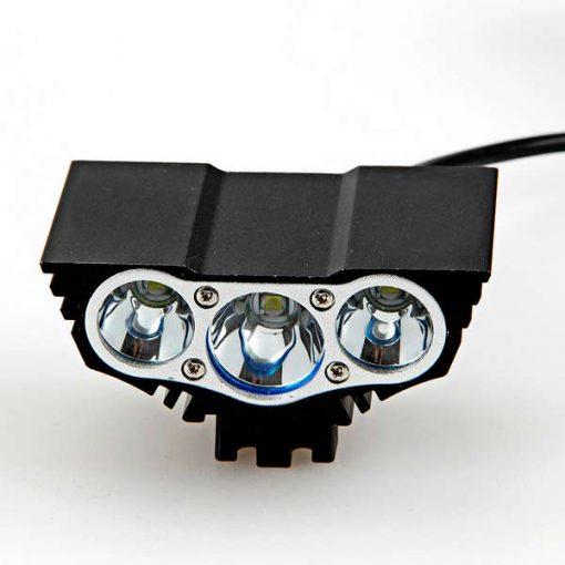 SolarStorm X3 - billig cykellygte