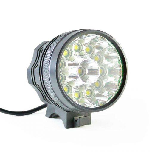 Booster X12 - LED MTB cykellygte
