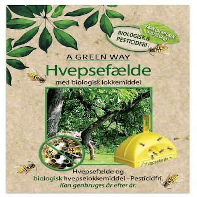Giftfri hvepsefælde A Green Way