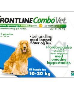 Frontline combo 10-20kg