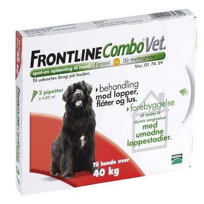 Frontline Combo 40kg+