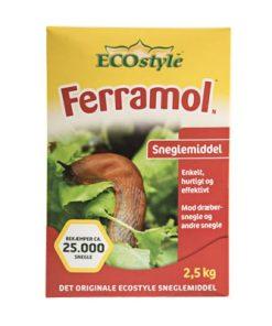 SnegleFri Ferramol 2,5kg