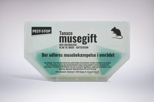 Pest-Stop Musegift