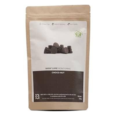 Nara Lure Choco-Nut 100stk