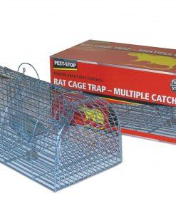 PS flerfangstfælde rotter