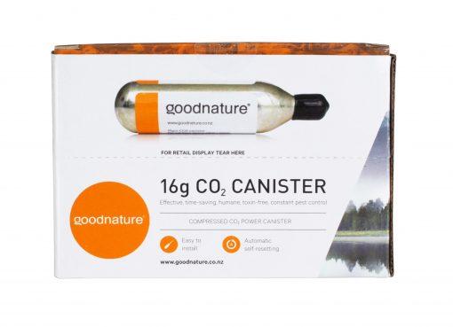 CO2-beholder
