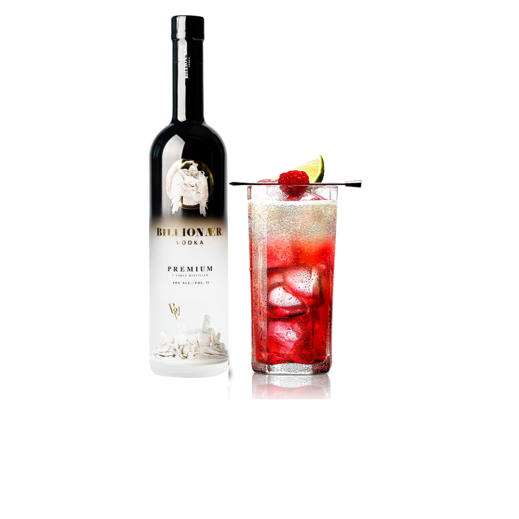 Billionær Vodka berry lover
